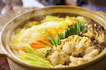 乾燥肌対策にはお家でお鍋を楽しむ回数を増やす