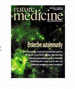 太田教授が水素水の生体有効性を発表したアメリカの雑誌 2007年