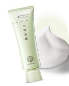 ドモホルンリンクル 洗顔石鹸 商品容器