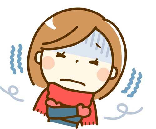 冬の寒さで肌が乾燥してしまう原因